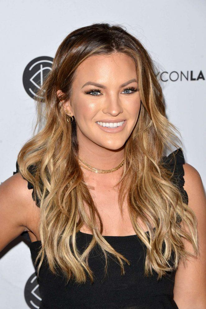 Becca Tilley - 5th Annual Beautycon LA Convention Center in LA