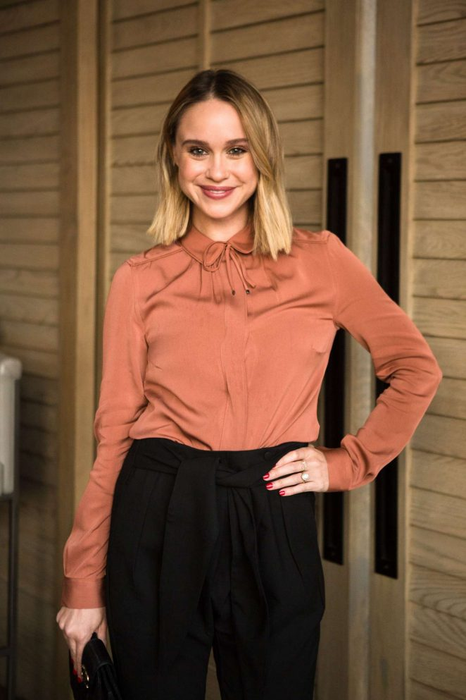 Becca Tobin – AYR Fall Collection Party in Los Angeles