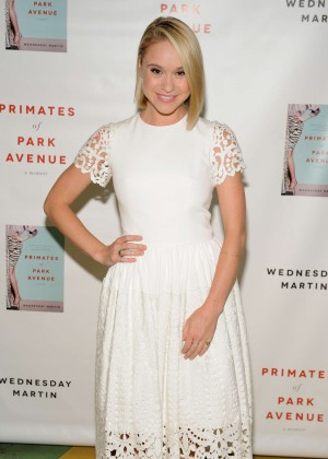Becca Tobin - 'Primates of Park Avenue' by Dr. Wednesday Martin Release Event in NYC