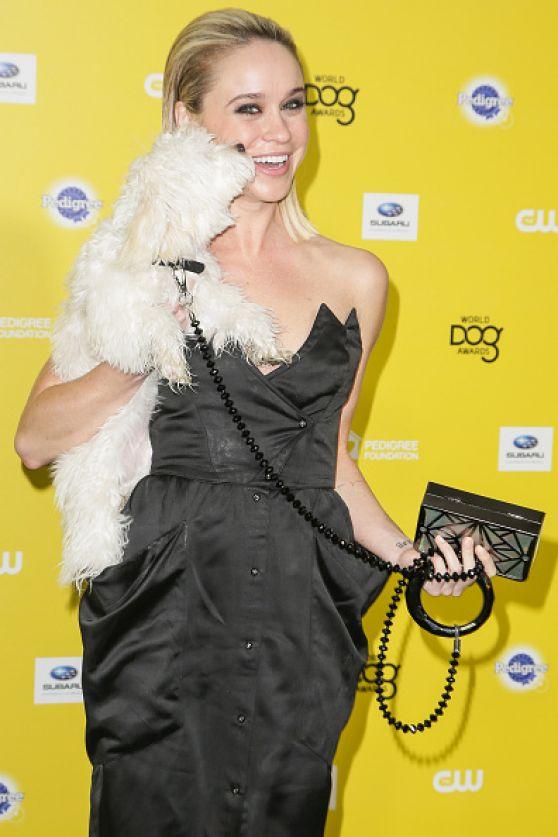 Becca Tobin: 2015 The World Dog Awards -07