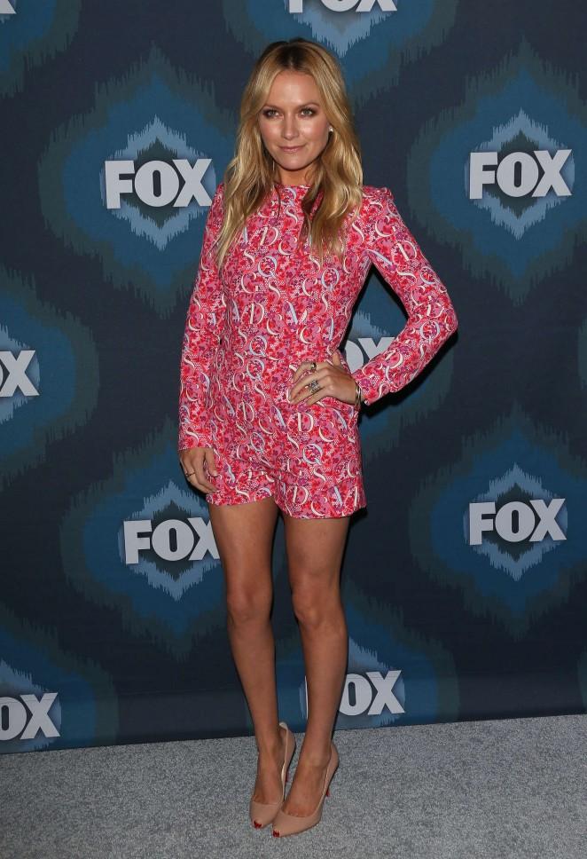 Becki Newton - 2015 Fox All-Star Party in Pasadena
