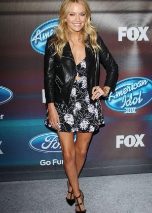 Becki Newton - 'American Idol XIV' Finalist Party in LA
