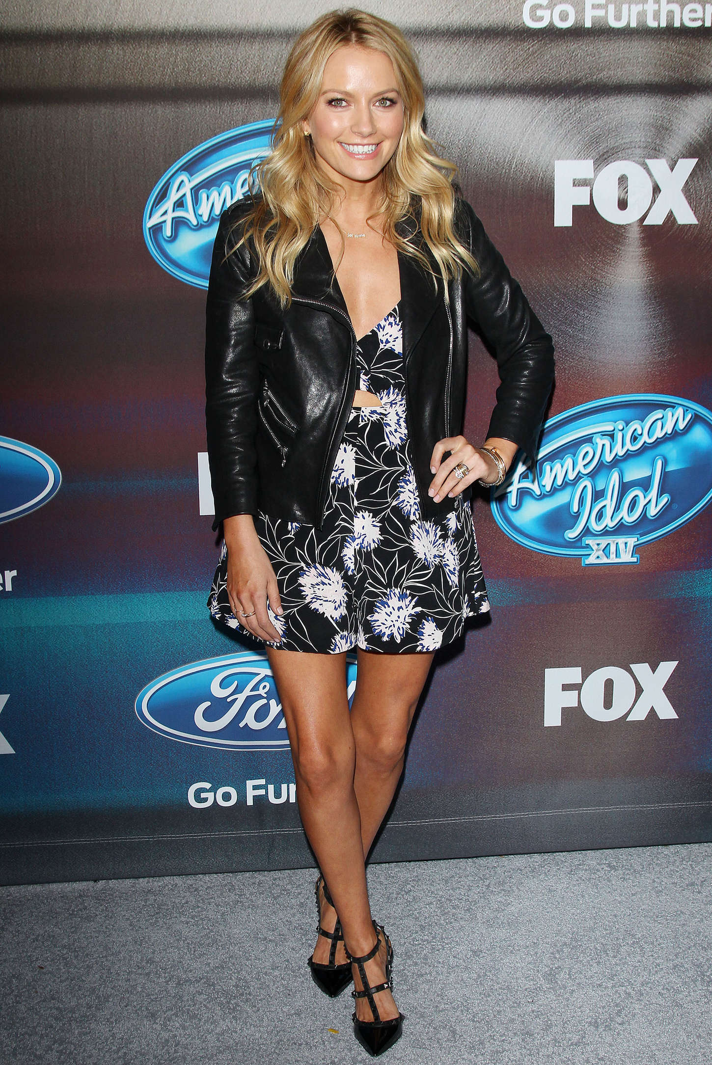 Becki Newton American Idol Xiv Finalist Party In La