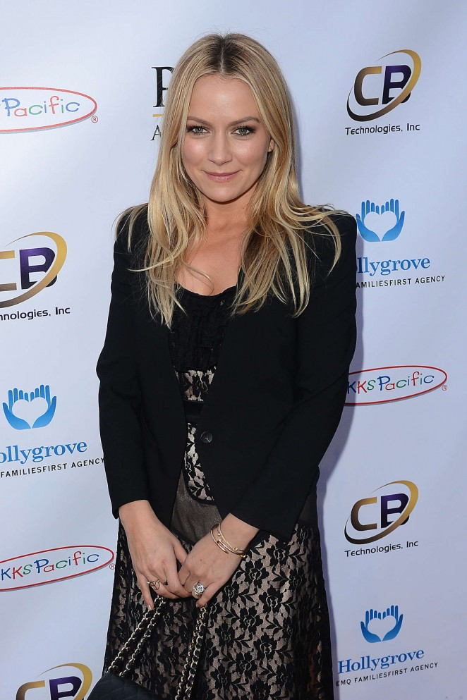 Becki Newton - Hollygrove Hosts 4th Annual Norma Jean Gala in Hollywood