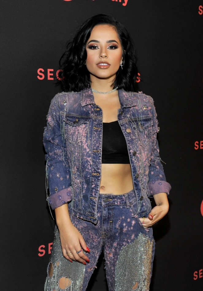 Becky G – 2018 Spotify Secret Genius Awards in Los Angeles