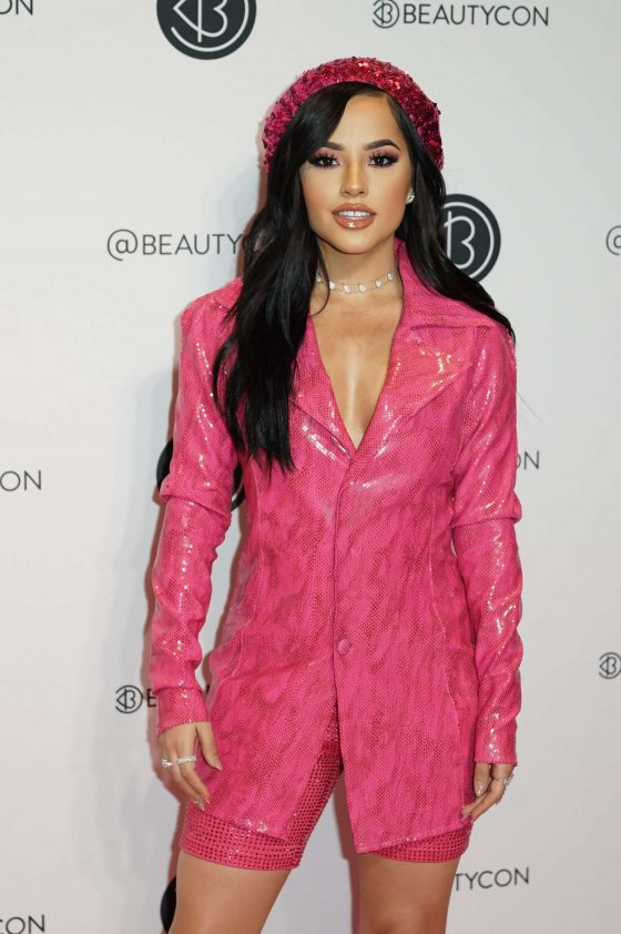 Becky G - 2019 Beautycon New York Festival in NYC