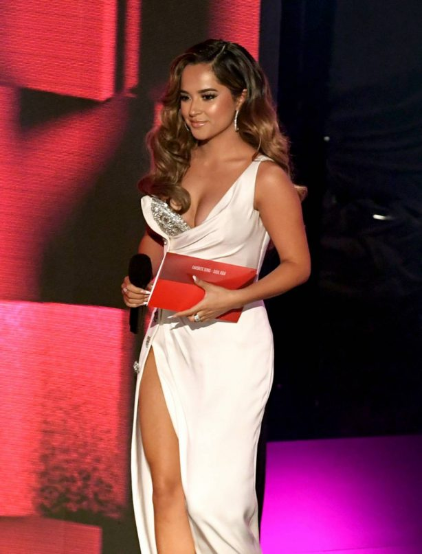 Becky G - 2020 American Music Awards in Los Angeles