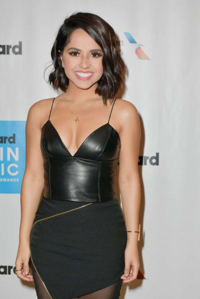 Becky G: Billboard Latin Conference 2017 -05 - GotCeleb