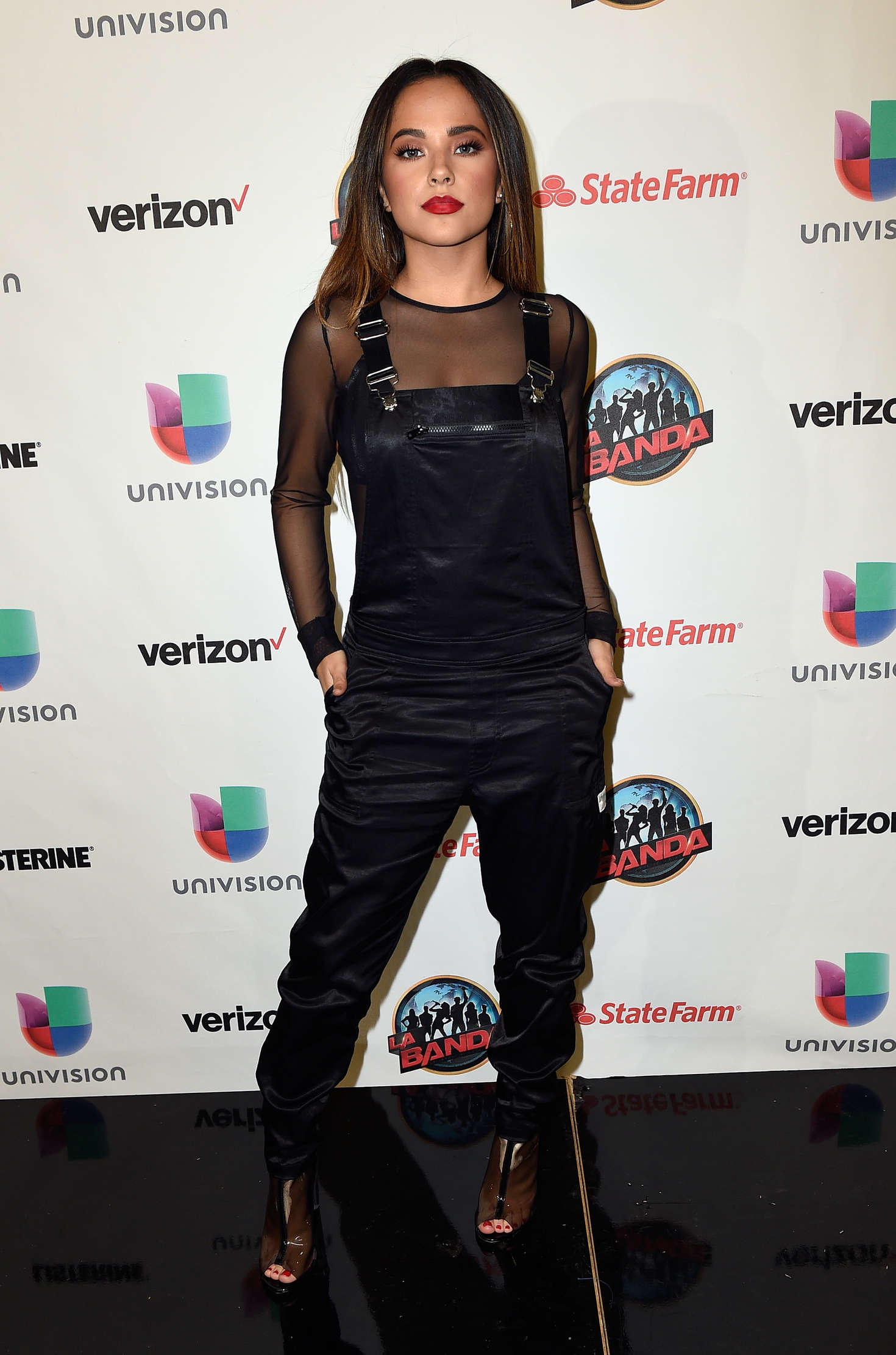 Becky G: First Live Episode of Univision Networks La Banda -06 - Full Size