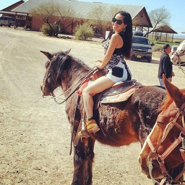 Becky G - Instagram and social media