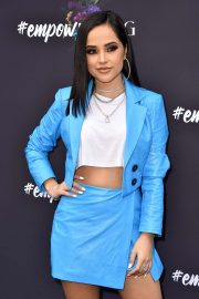 Becky G - Instagram + Facebook Women in Music Luncheon in West Hollywood