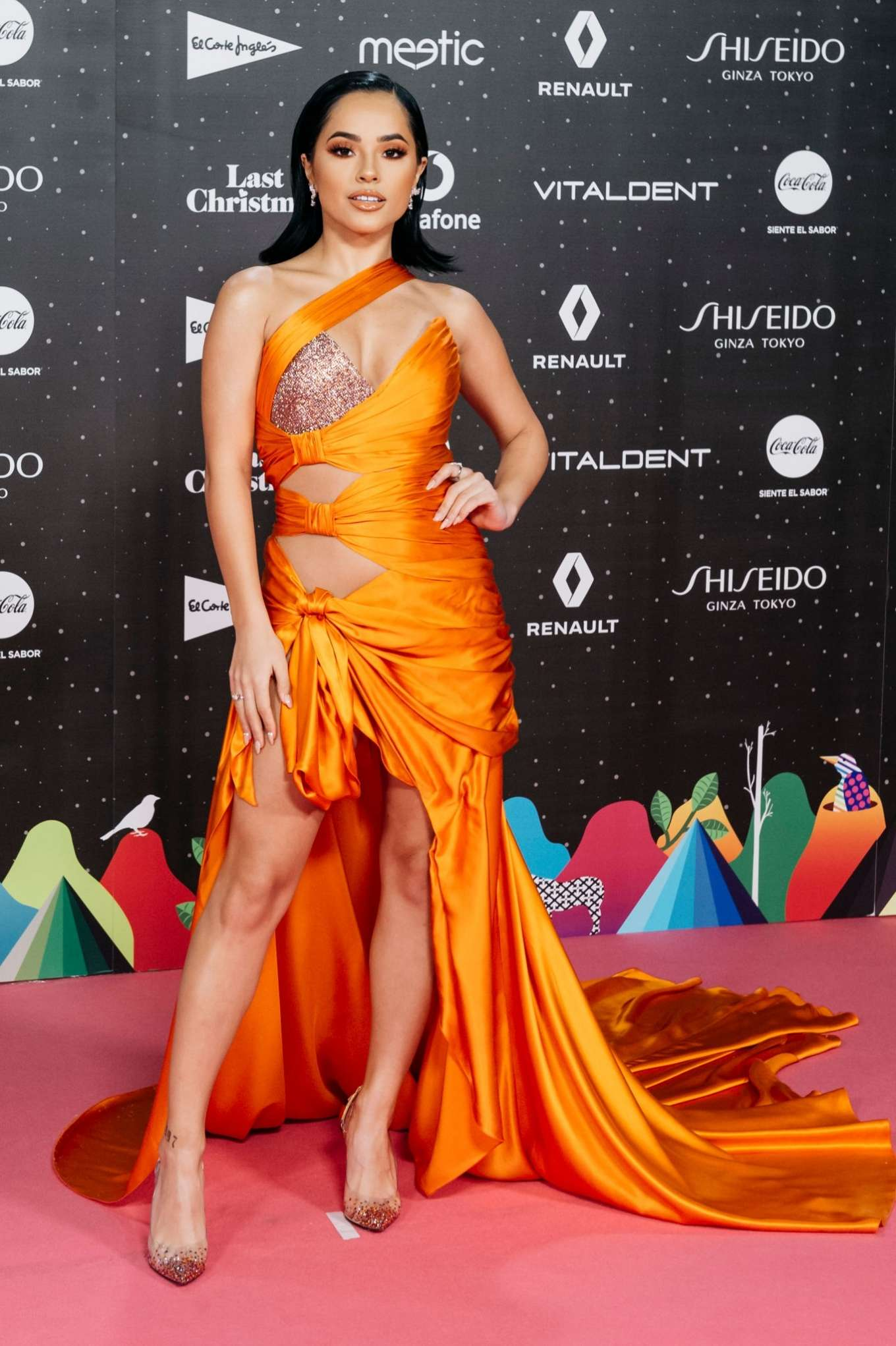 Becky G - LOS40 Music Awards 2019 in Madrid