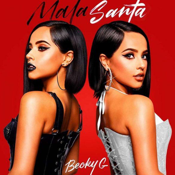 Becky G - 'Mala Santa' Promotional Material (October 2019)