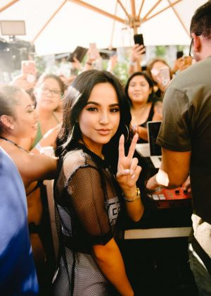 Vanessa Hudgens >> Becky G - MEGA 96.3FM Pool Party in West Hollywood