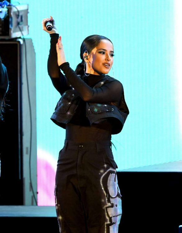 Becky G - Performing at We Can Survive Concert in Los Angeles