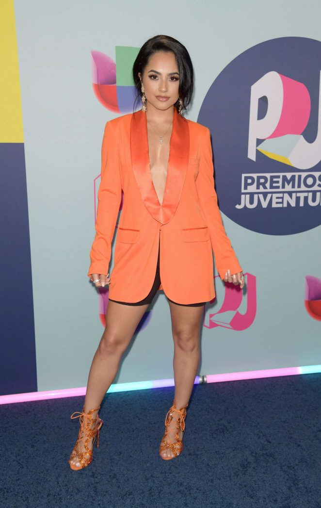 Becky G: Premios Juventud Awards 2018 in Miami -01