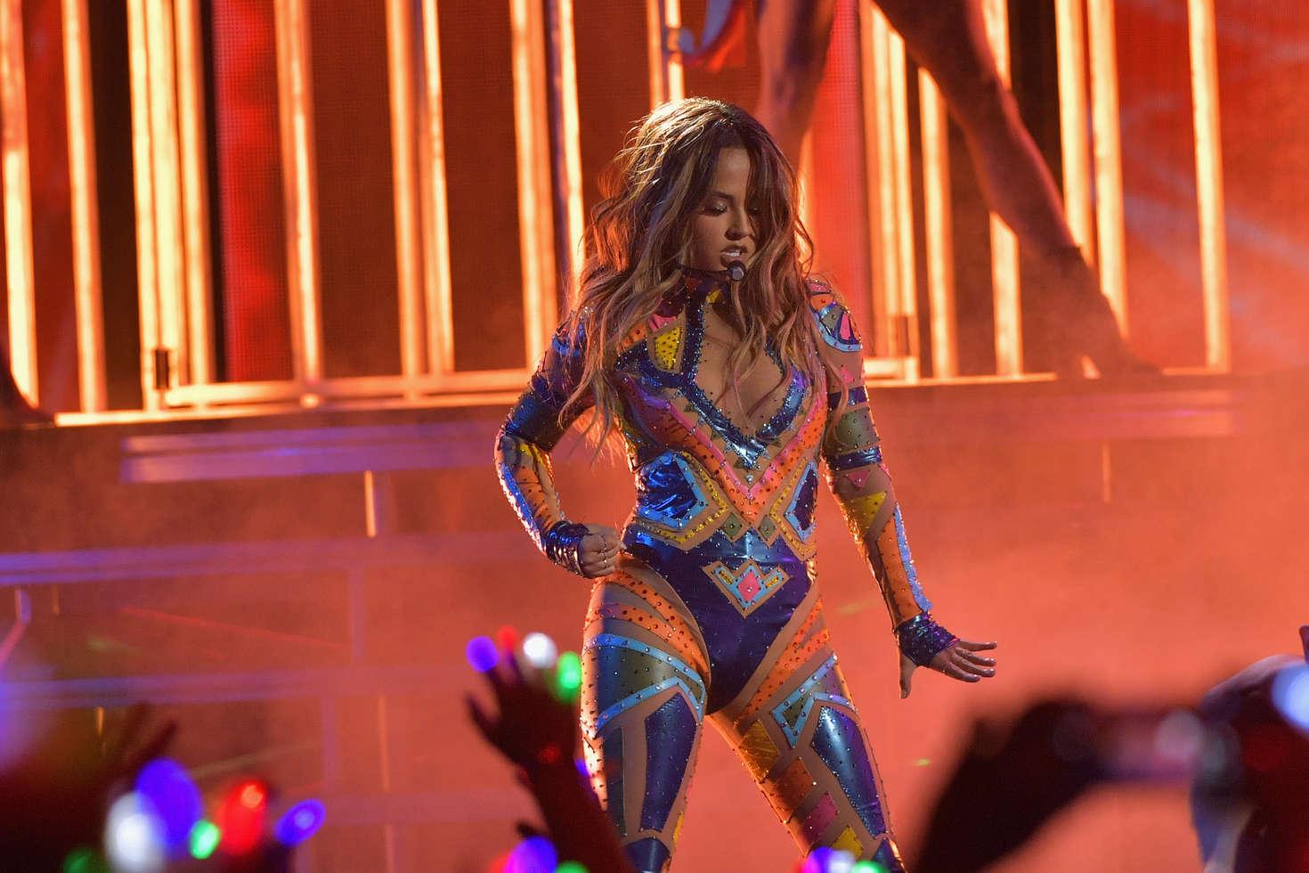 Honda Of Katy >> Becky G - Univision's Premios Juventud in Miami
