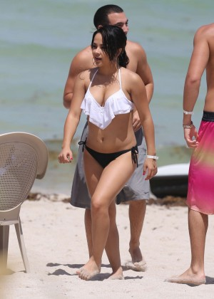 Becky G in Bikini in Miami