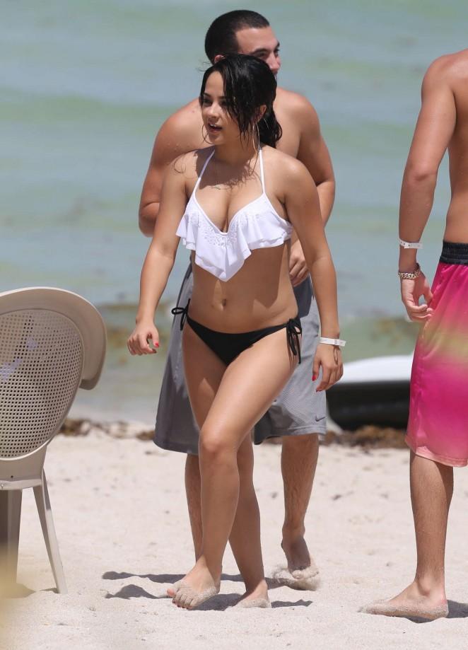 Becky G in Bikini in Miami