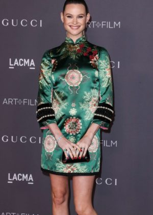 Behati Prinsloo - 2017 LACMA Art and Film Gala in Los Angeles