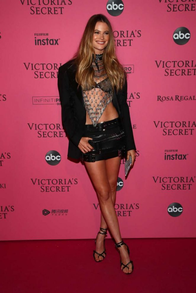 Behati Prinsloo - 2018 Victoria's Secret Fashion Show After Party in NY