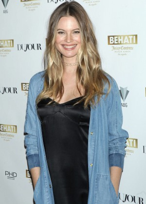 Behati Prinsloo - Behati Juicy Couture Black Label Launch in New York