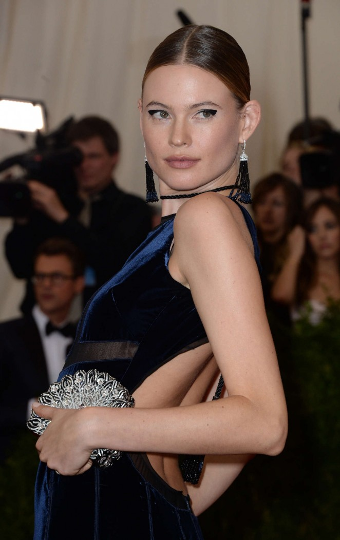 Behati Prinsloo - 2015 Costume Institute Gala in NYC