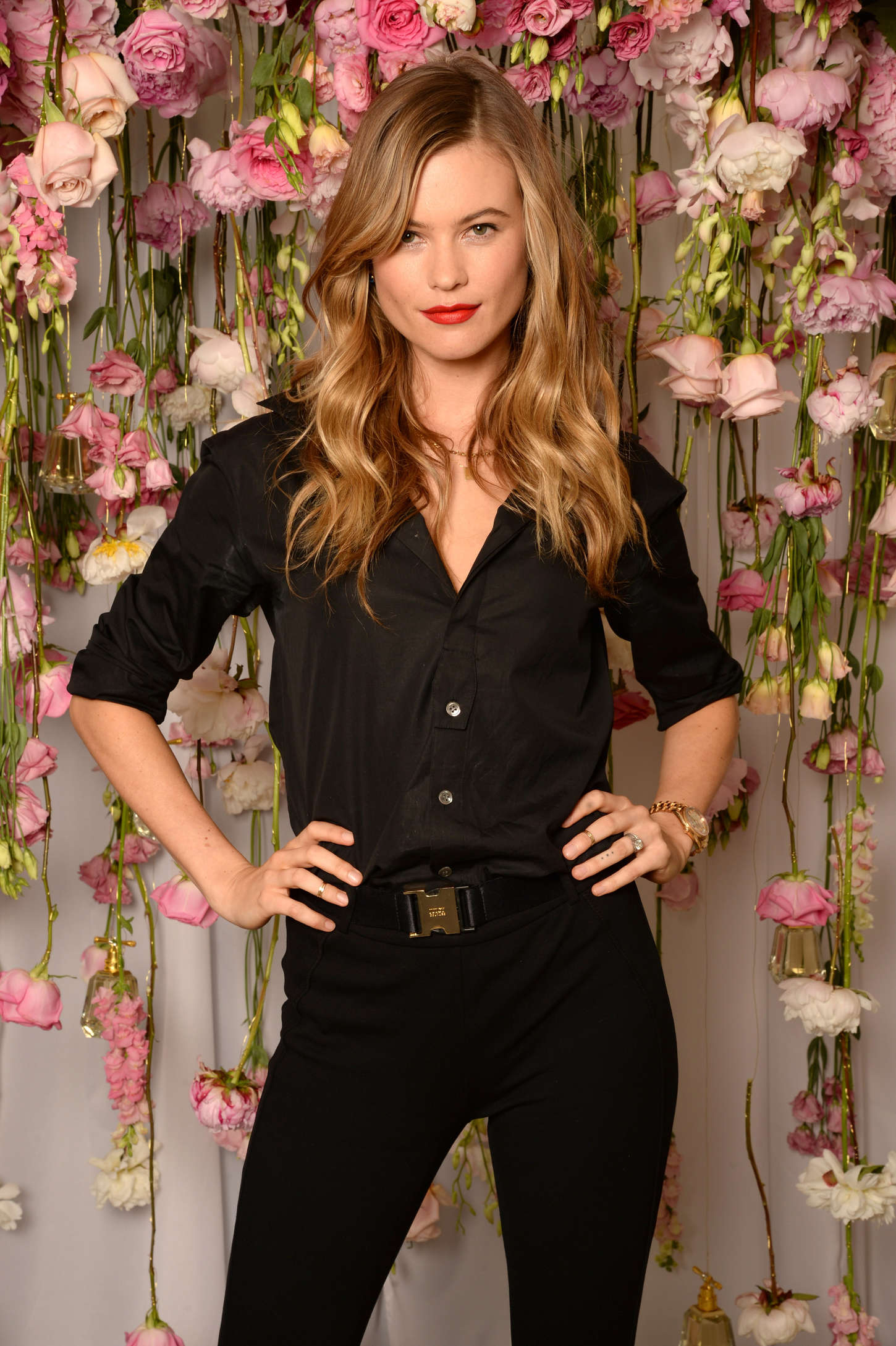 Behati Prinsloo - 'I Am Juicy Couture' Fragrance Launch in NYC