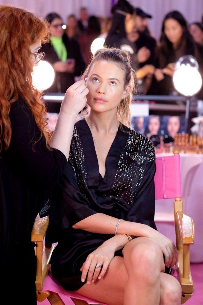 Behati Prinsloo - Victoria's Secret Fashion Show 2018 Backstage in NY