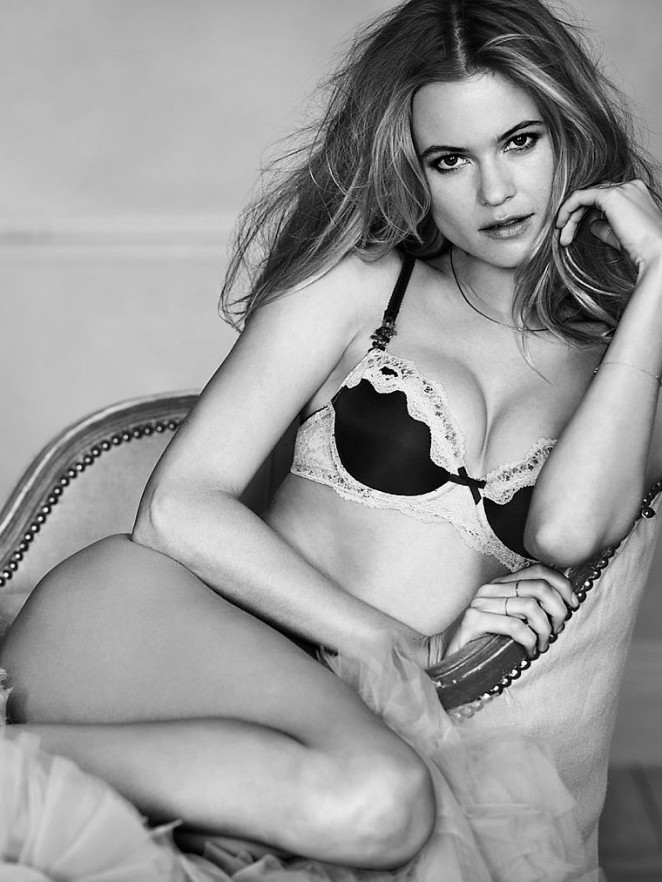 Behati Prinsloo - Victoria's Secret (March 2015)