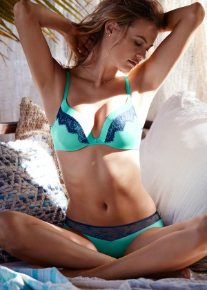 Behati Prinsloo - Victoria's Secret Photoshoot (January 2016)