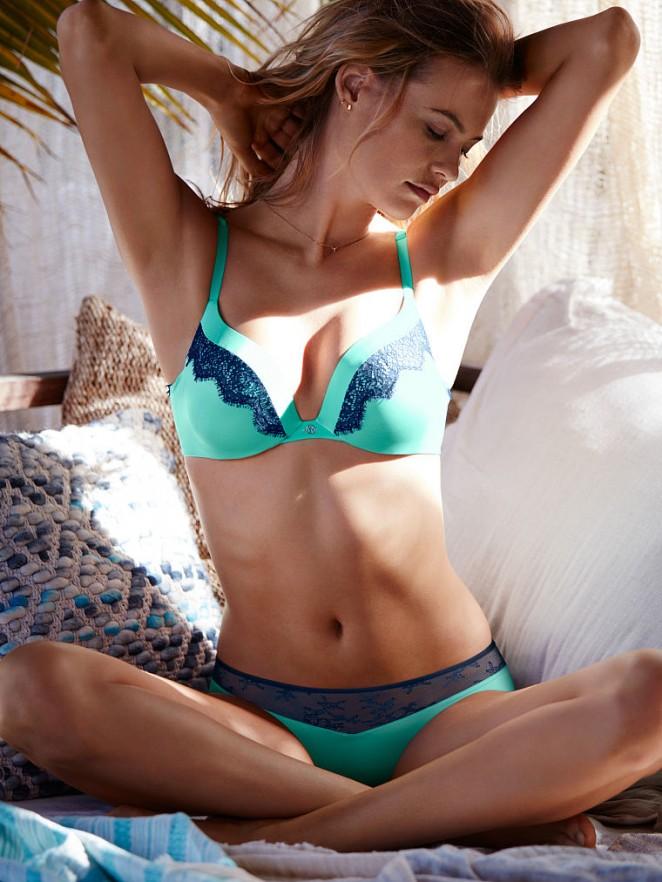 Behati Prinsloo - Victoria's Secret Photoshoot (January 2016)