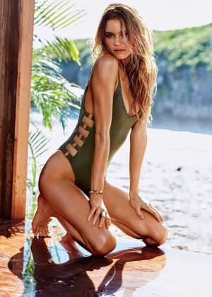 Behati Prinsloo: VS Swim Catalog 2015 -04