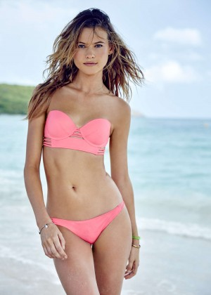 Behati Prinsloo: VS Swim Catalog 2015 -13