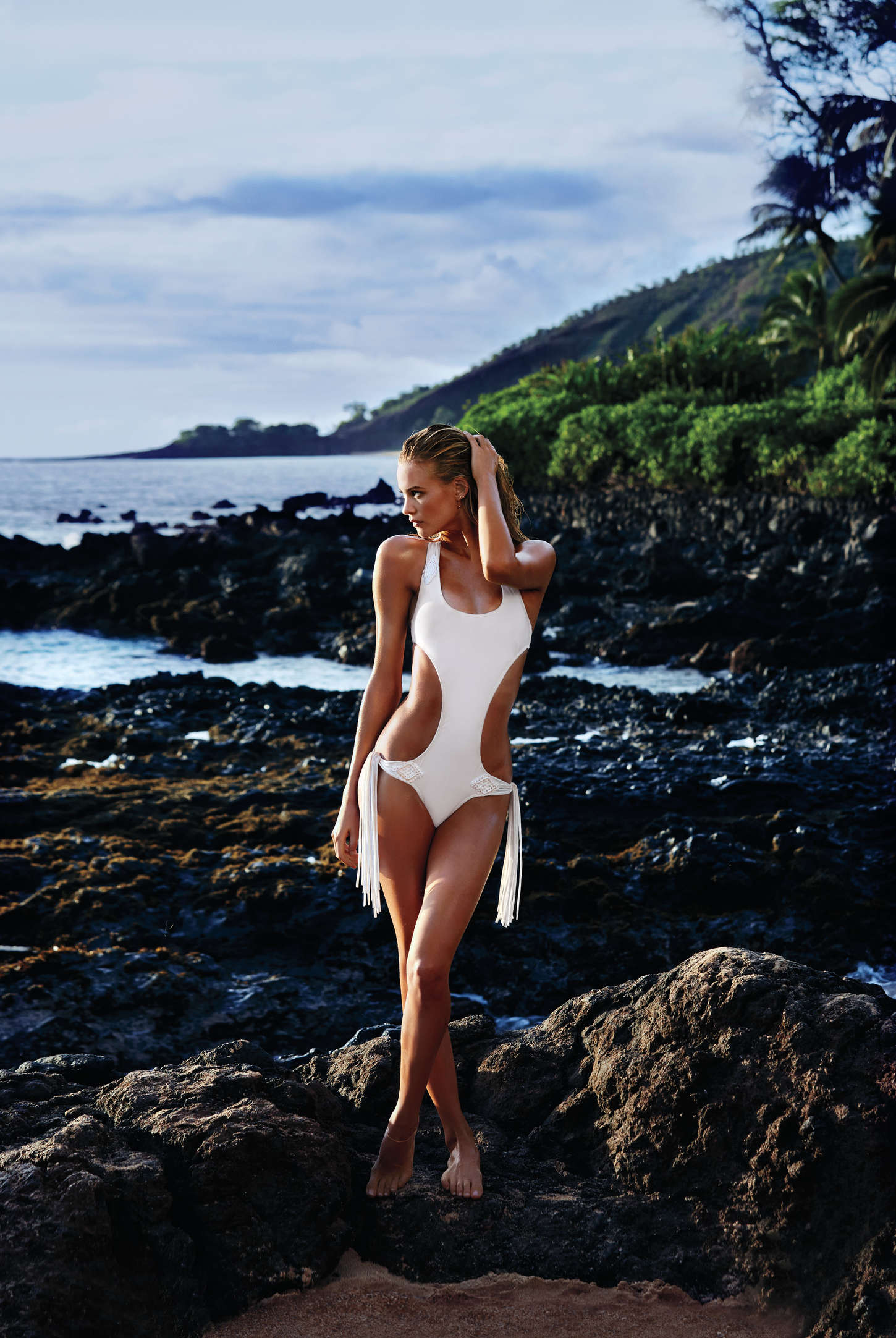 Behati Prinsloo 2015 : Behati Prinsloo: VS Swim Catalog 2015 -18