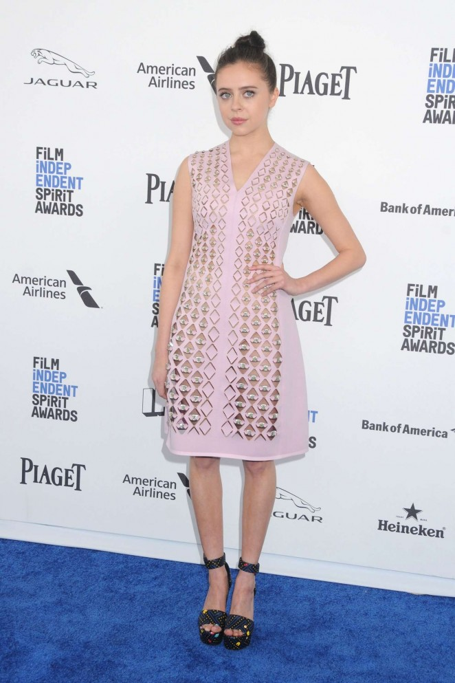 Bel Powley - 2016 Film Independent Spirit Awards in Santa Monica