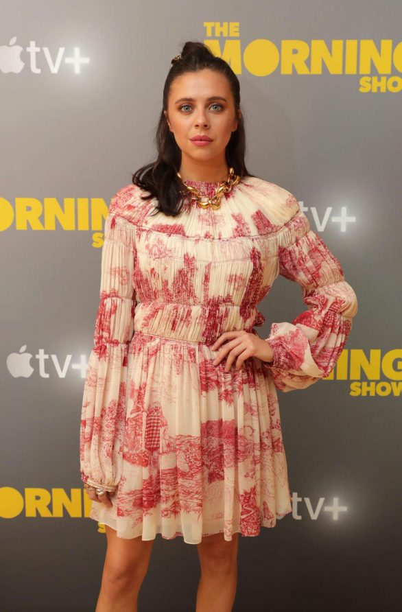 Bel Powley - Apple's Press Day for 'The Morning Show' in Los Angeles