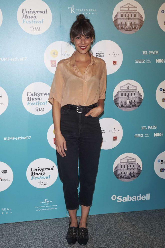 Belen Cuesta - Universal Music Festival 2017 in Madrid