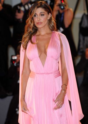 Belen Rodriguez - 'Arrival' Premiere at 73rd Venice Film Festival in Italy