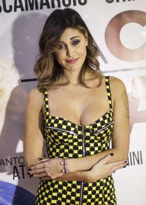 Belen Rodriguez - 'La Cena Di Natale' Premiere in Rome