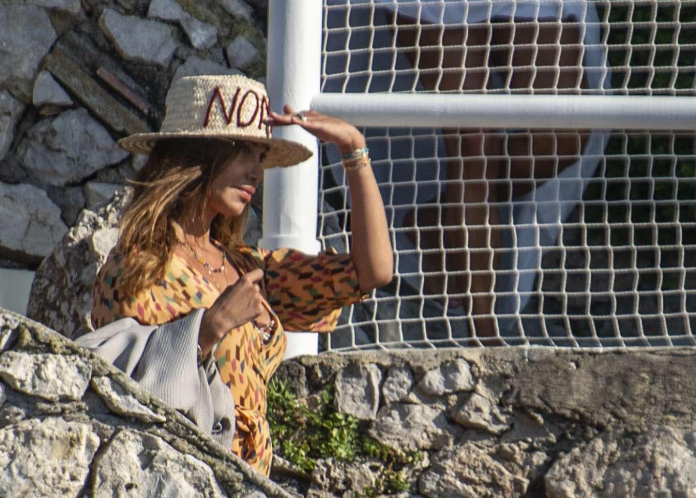 Belen Rodriguez 2019 : Belen Rodriguez – On a Vacation in Capri-04