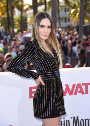 Belinda - 'Baywatch' Premiere in Miami