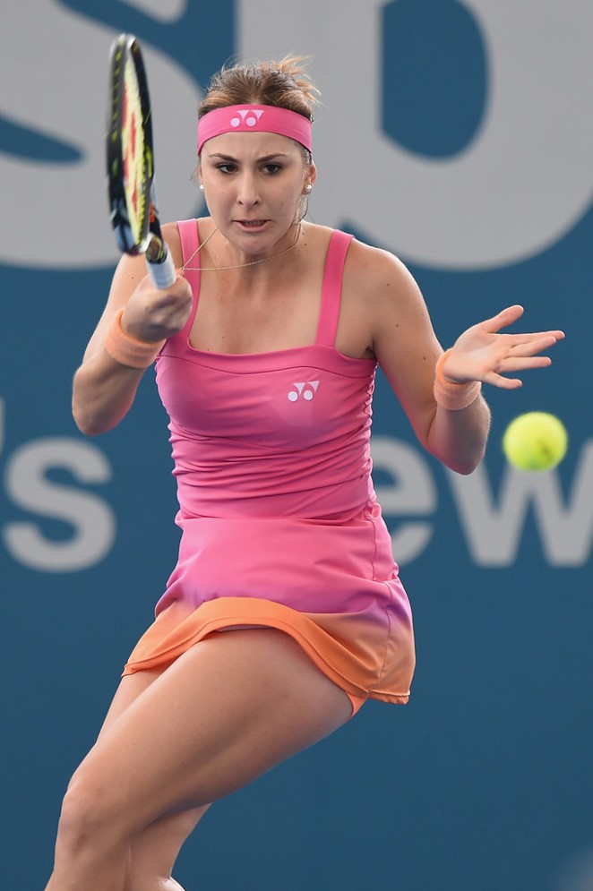 Belinda Bencic - 2016 ASB Classic in Auckland