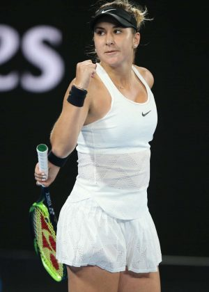 Belinda Bencic - 2018 Australian Open Grand Slam in Melbourne
