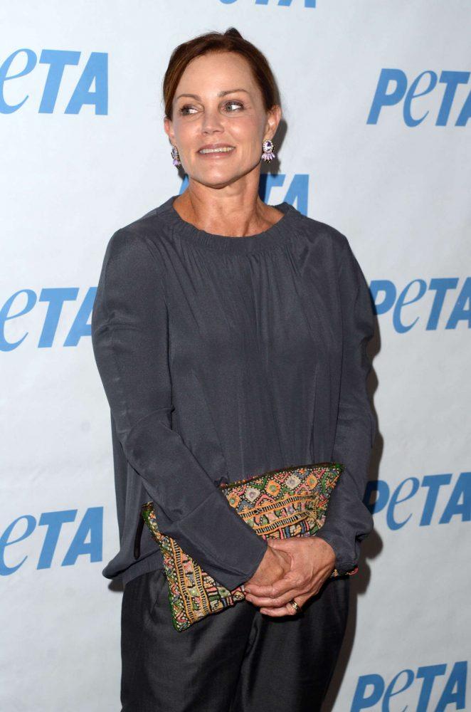 Belinda Carlisle - LA Launch Party for Prince's PETA Song at PETA in Los Angeles