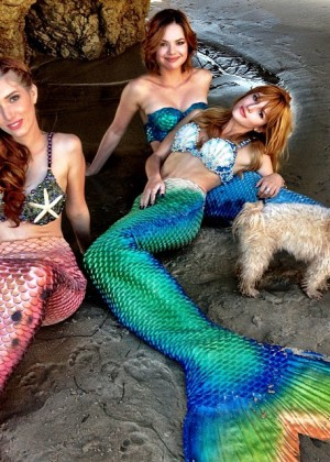 Bella, Dani & Kaili Thorne - Project Mermaids