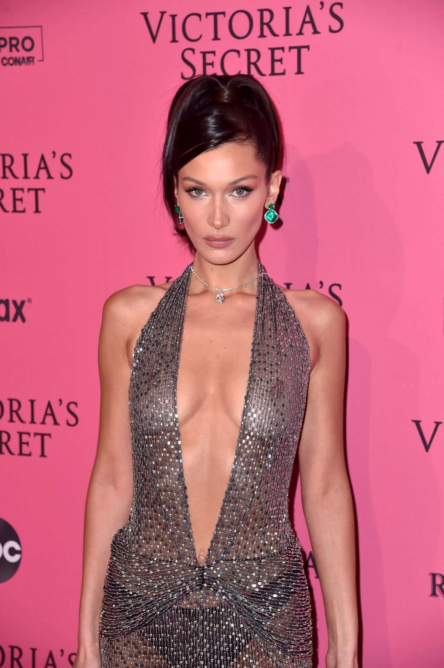 Bella Hadid - 2018 Victoria's Secret Fashion Show After Party in NY