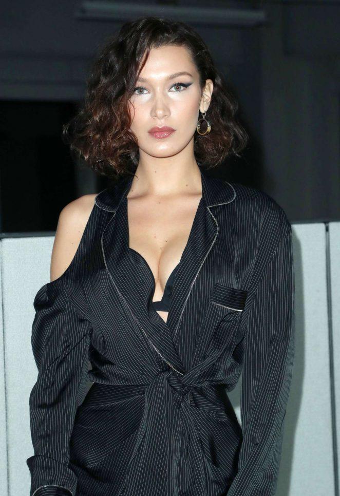 Rihanna Alexander Wang Fashion Show