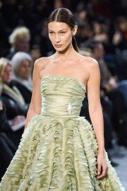 Bella Hadid - Alexandre Vauthier Runway Show in Paris