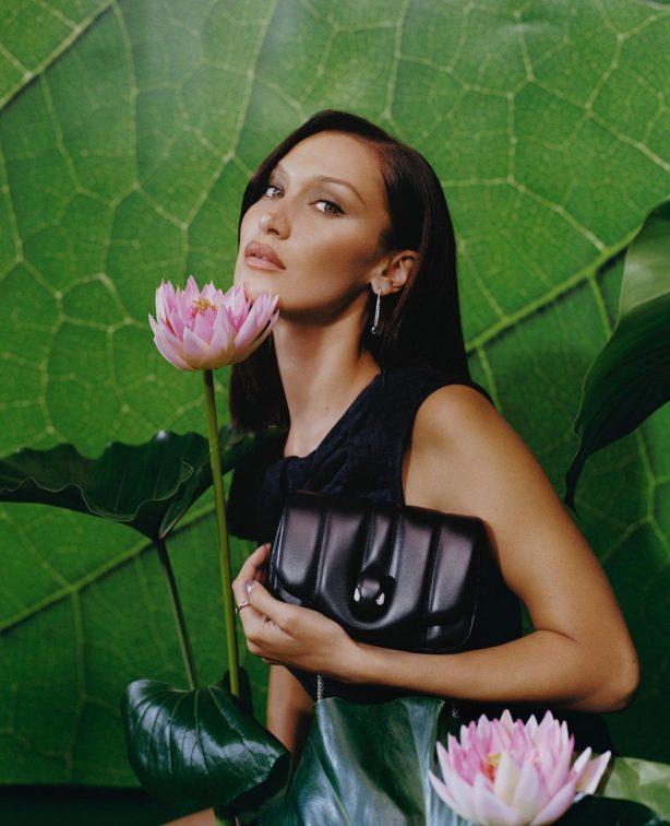 Bella Hadid - Ambush x Bvlgari Serpenti Handbags and Accessories Capsule Collection - August 2020